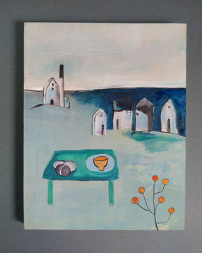 Engine House, Green Table