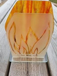 Etched Flames