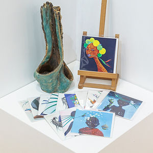 Geoff Weedon Art Cards (Full Collection)