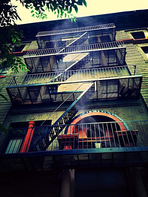 Smoke in Chinatown