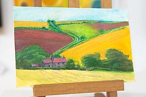 Postcard from Devon 1