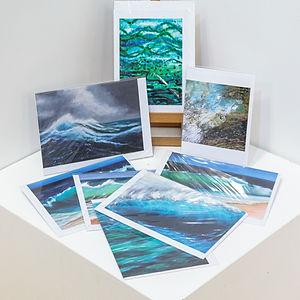 Fine Art Cards - Water