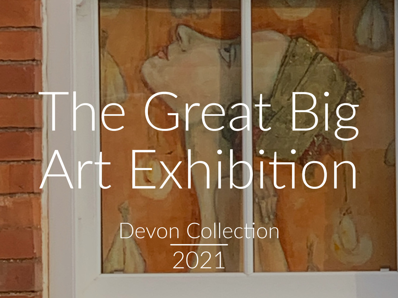 The Great Big Art Exhibition - What Will You Create?