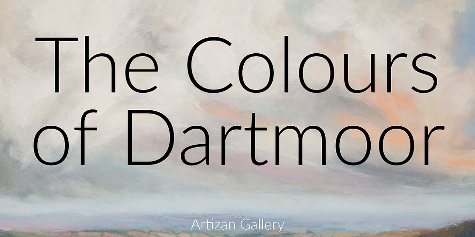 Artist Preview - Colours of Dartmoor