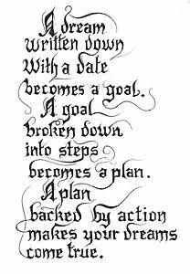 Dream Goal