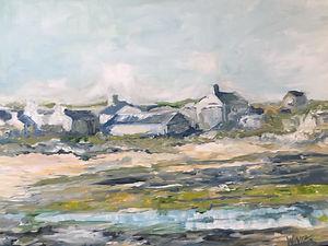 Pierowall Bay