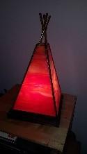 Wigwam Lamp