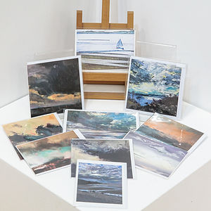 Fine Art Cards - Seascapes