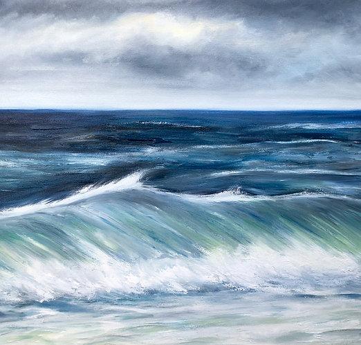 Winter Sea II