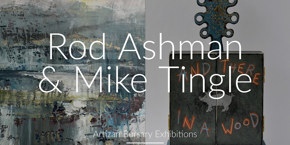 Artist Preview - Rod Ashman and Mike Tingle