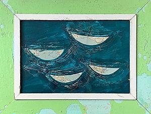 Pea Green Torbay Boats (2019)