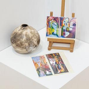 Sue Williamson Art Cards