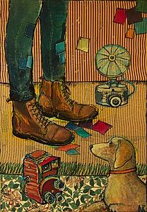 Leon's Boots