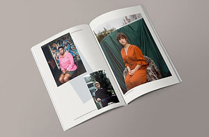 Finding A Way Home - Exhibition Zine