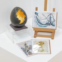 Rhian Wyn Harrison Art Cards