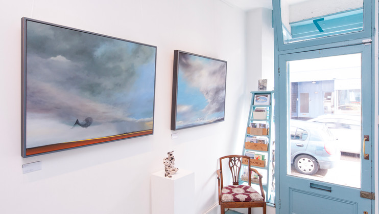 April Exhibition