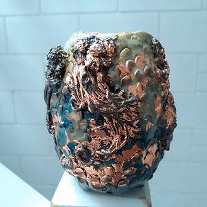 Ocean Drive Vase