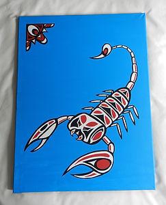 Haida Scorpion
