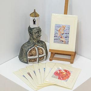 Rose Elliott Art Cards