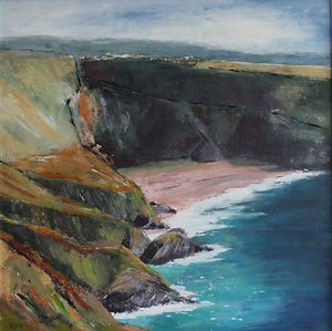 Lantic Bay, South Cornwall
