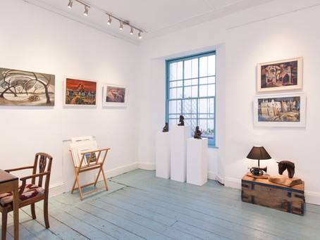 January 2018 - Exhibition Gallery