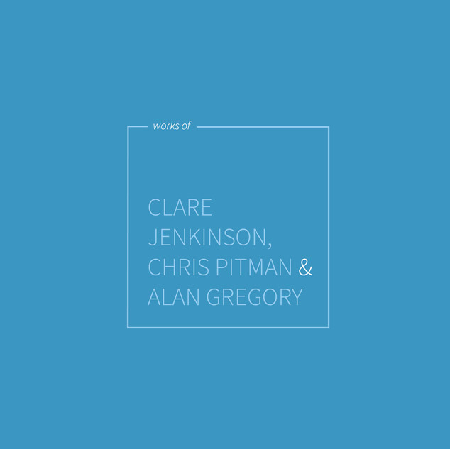 Claire Jenkinson, Chris Pitman & Alan Gregory
