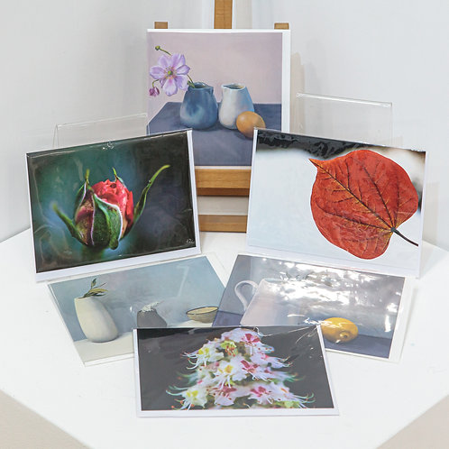 Fine Art Cards - Still Life Collection