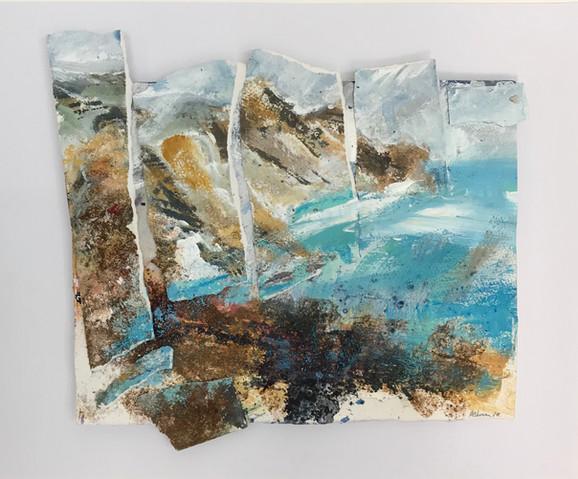 'Coastline'Dorset