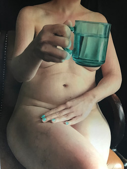 Water (part of the Domestic Nudes series)