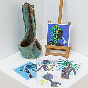 Geoff Weedon Art Cards (Curated)