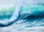Emerald Waves II