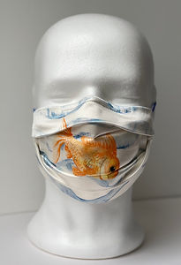 Rose Elliott Goldfish Masks