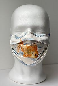 Rose Elliot Goldfish Masks