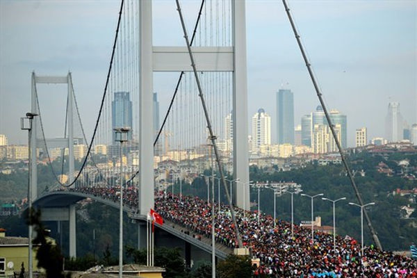 2017 Vodafone 39. İstanbul Maratonu Ne Zaman Kayıtlar Başladı