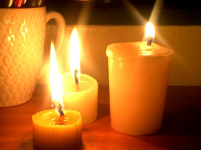 Creative With Candles.