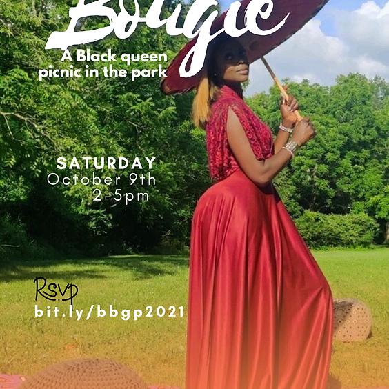Bougie Black Girl Picnic - October 9th