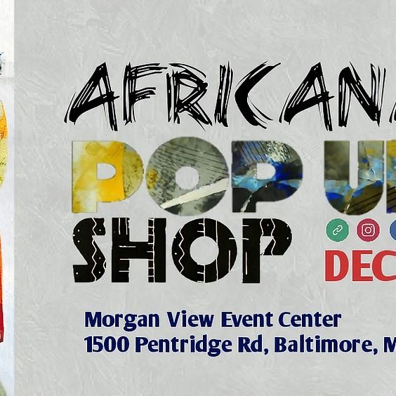 Africana Pop Up & Day party