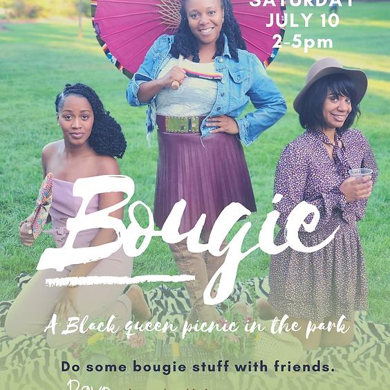 Bougie Black Girl Picnic - July 10