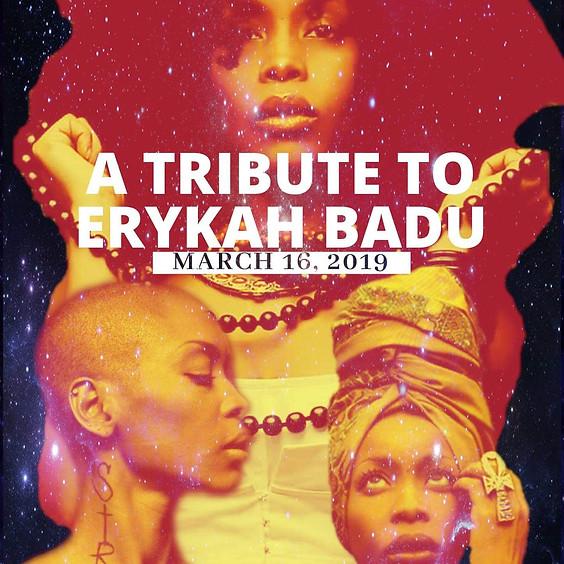 Tribute to Erykah Badu