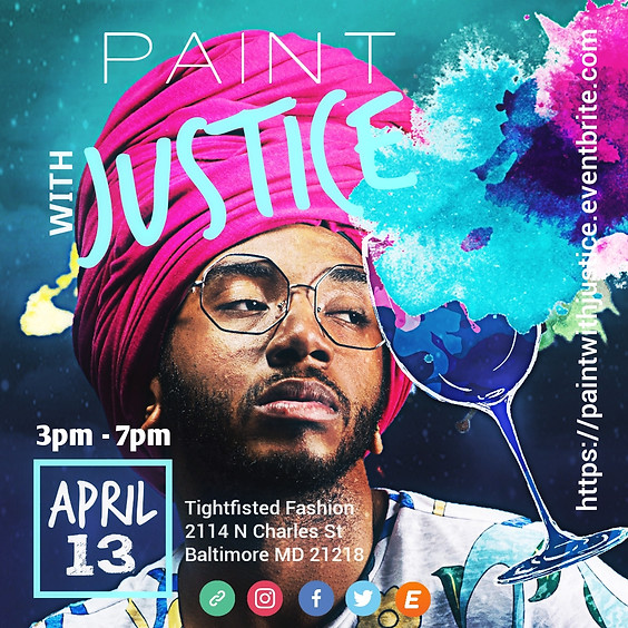 Paint with Justice