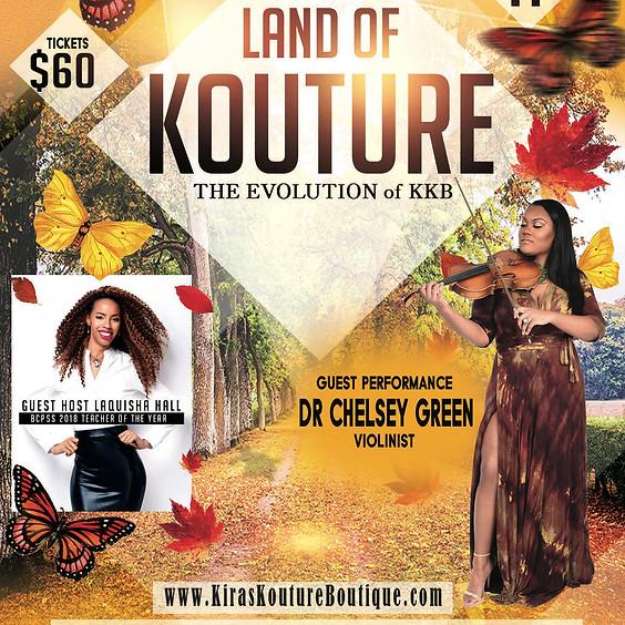 Land of Kouture The Evolution of K.K.B.