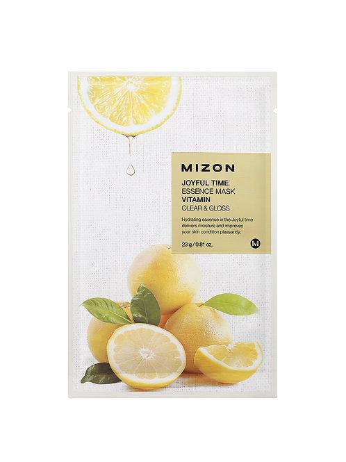Joyful Time Essence Mask - Lemon