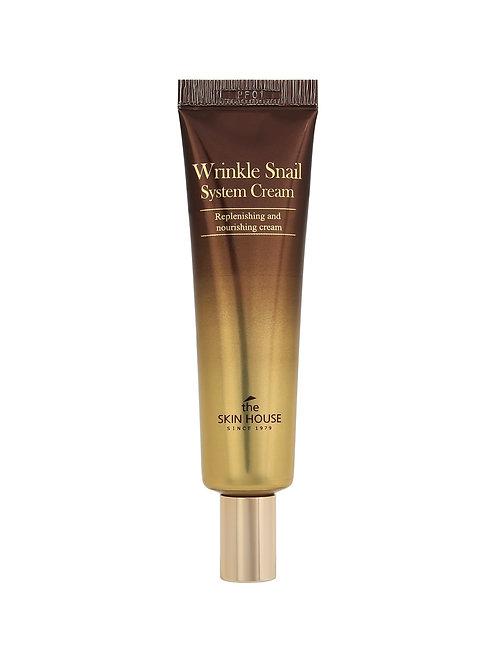 Wrinkle Snail System Cream 30 ml