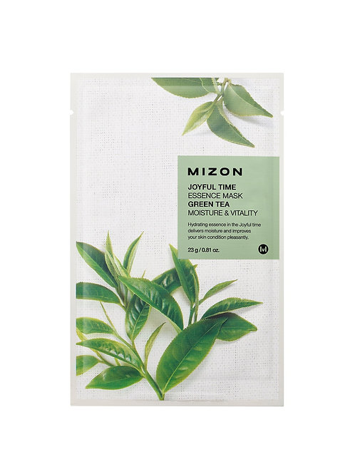 Joyful Time Essence Mask - Green Tea