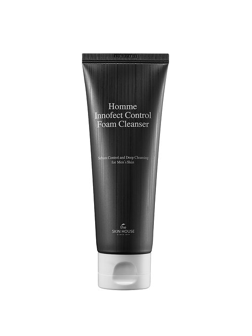 Homme Innofect Control Foam Cleanser