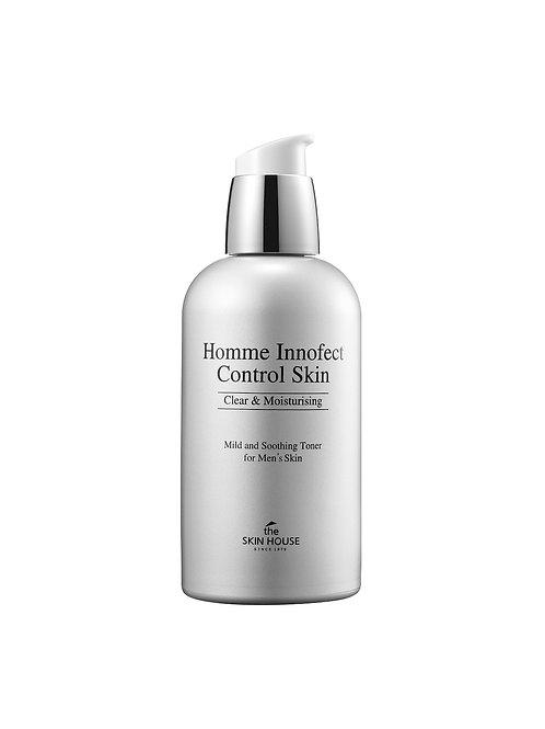 Homme Innofect Control Skin -kasvovesi