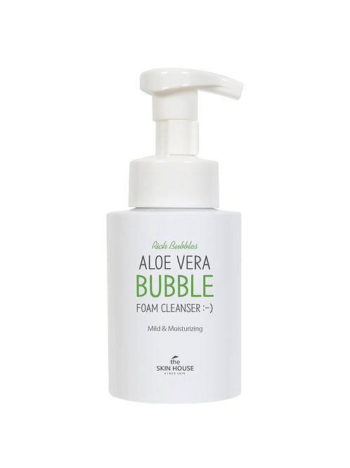Aloe Vera Bubble Foam Cleanser 300 ml