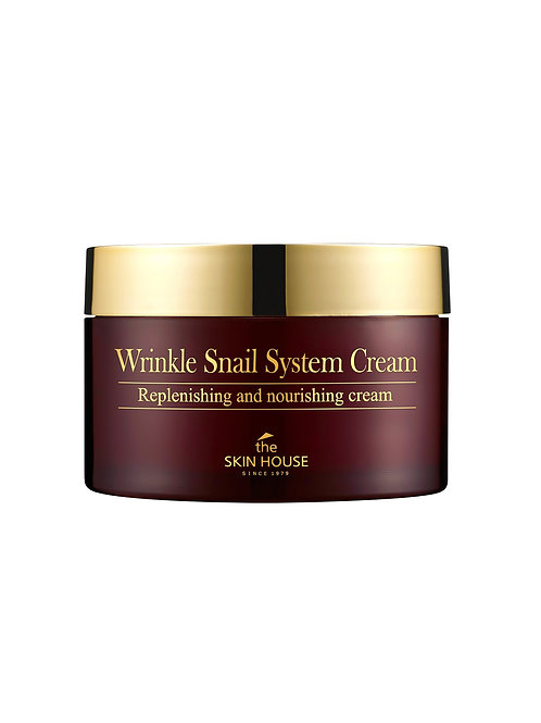 Wrinkle Snail System Cream 100 ml