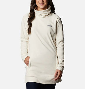 Columbia Womens Ali Peak Fleece Tunic Ch