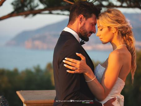 Inspired Wedding Destination On The Amalfi Coast - Sun, Sea and Serenity in Sorrento -.